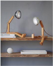Mr Wattson bordlampe